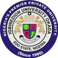 Igbinedion University Postgraduate Form