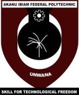 Unwana HND Form