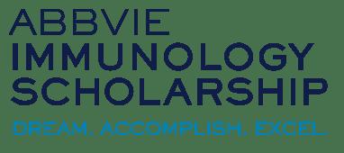 AbbVie Immunology Scholarship