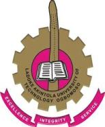 LAUTECH JUPEB Admission Form