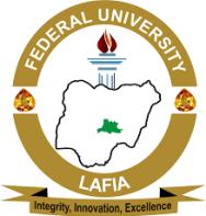 Federal University Lafia Pre-Degree Form
