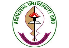 Achievers University Post UTME
