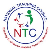 NTC Registration