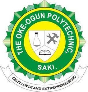 Oke Ogun Poly Admission List