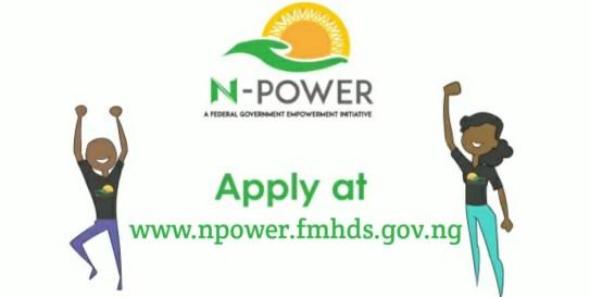 npower.fmhds.gov.ng Portal Login