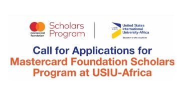 Mastercard Foundation Scholars Program