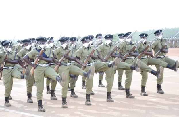 Uganda Police Shortlisted Candidates