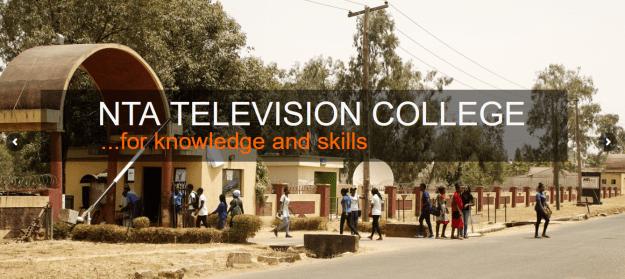 NTA Television College Diploma Form