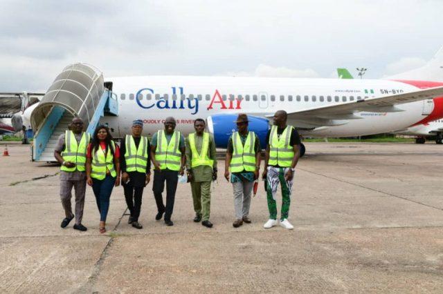 Cally Air Recruitment