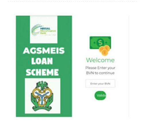 AGSMEIS Loan Disbursement Date