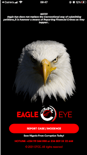 EFCC Eagle Eye App Download