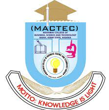 MACTEC College Courses