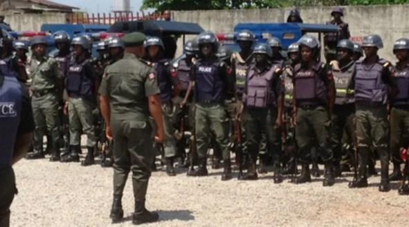 Mobile Police Recruitment
