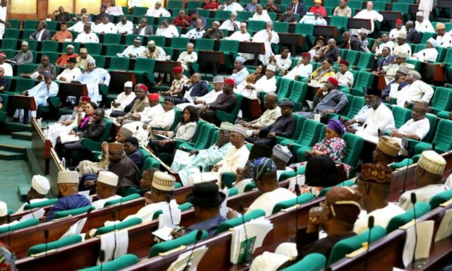 House of Reps order suspension of Navy Recruitment