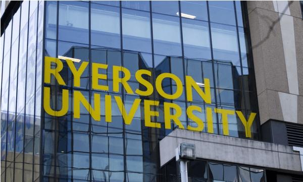 Ryerson University Acceptance Rate