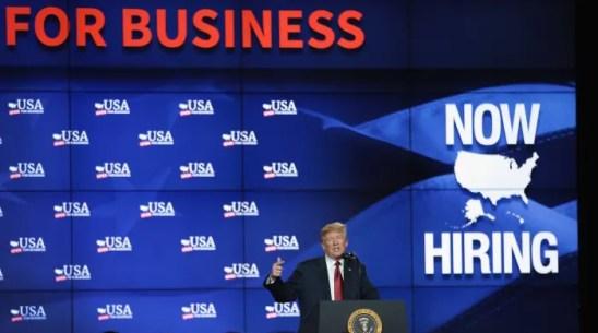 U.S. Labor Market Job Loss Mismatch