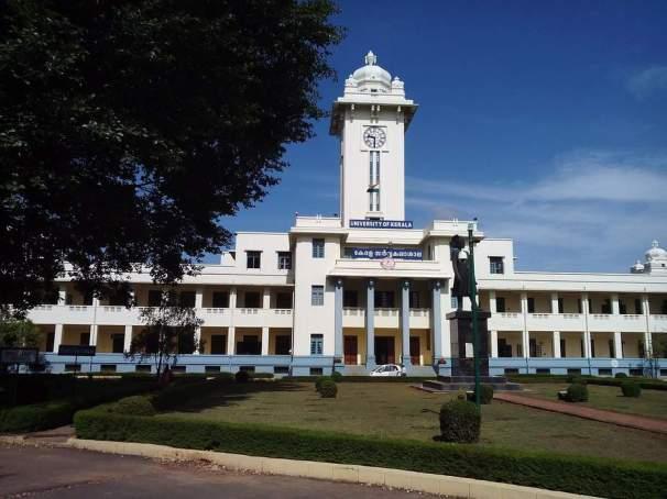 Kerala University Allotment Result