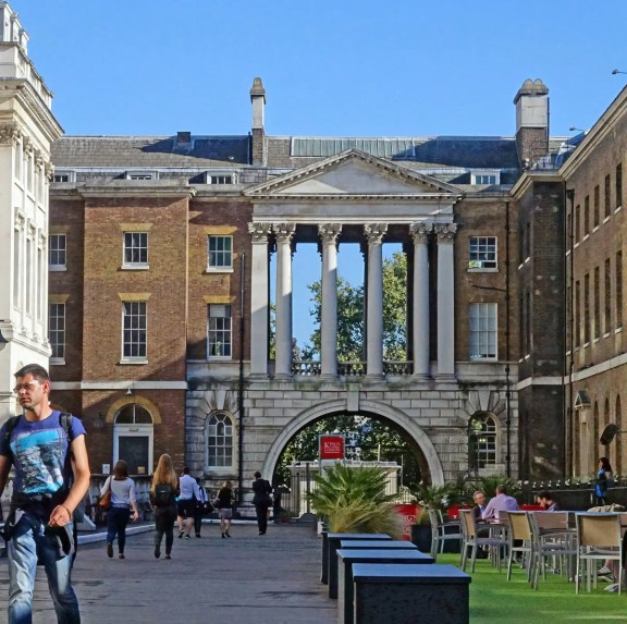 Kings College London Student Login Portal and Tuition Fees