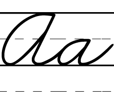 Italic cursive writing worksheets