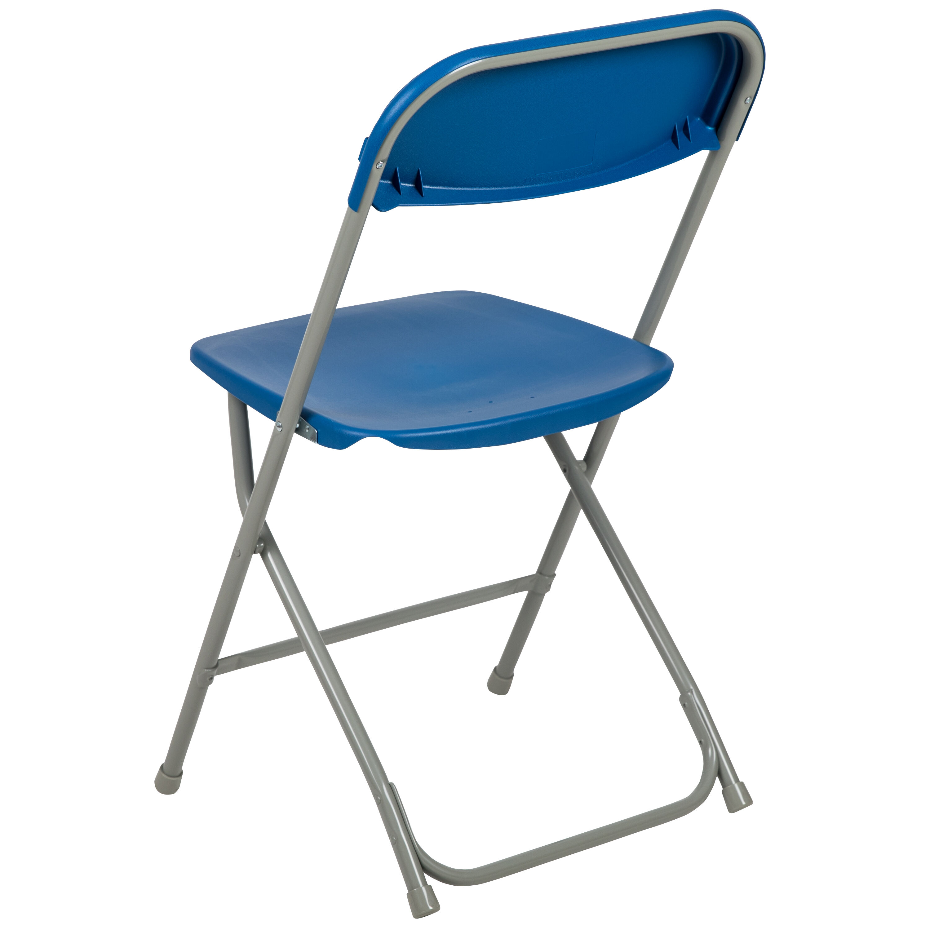 Blue Folding Chairs Blue Plastic Folding Chair Le L 3 Blue Gg