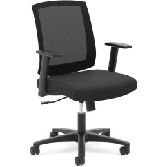 Office Chair Customer Reviews Covered Beach Lounge Chairs For Basyx By Hon Vl511 Mesh Mid Back