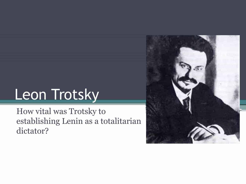 Leon Trotsky Facts Amp Information