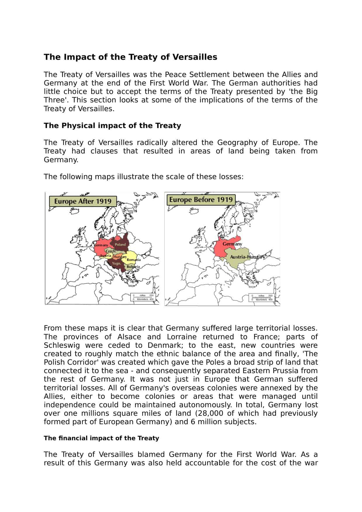 Igcse History Worksheets