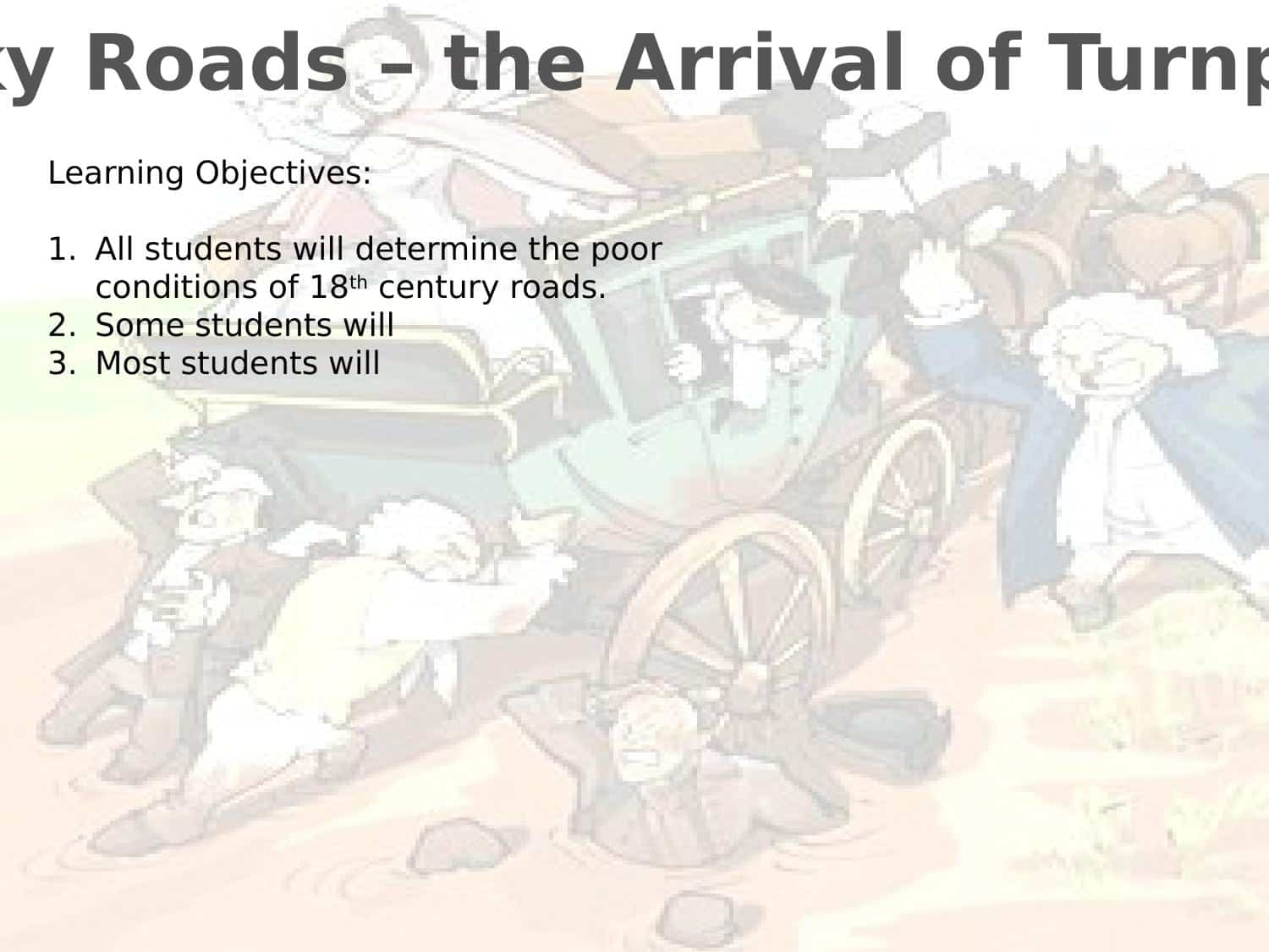 History Powerpoint Lesson Plans