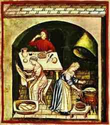 Medieval Food & Drink Facts Worksheets Diet Preparation Preservation