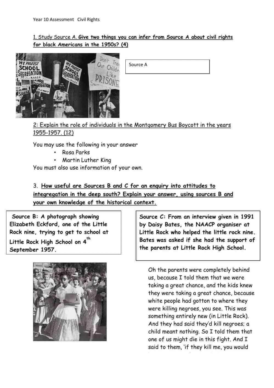 medium resolution of K12reader Worksheet Civil Rights   Printable Worksheets and Activities for  Teachers