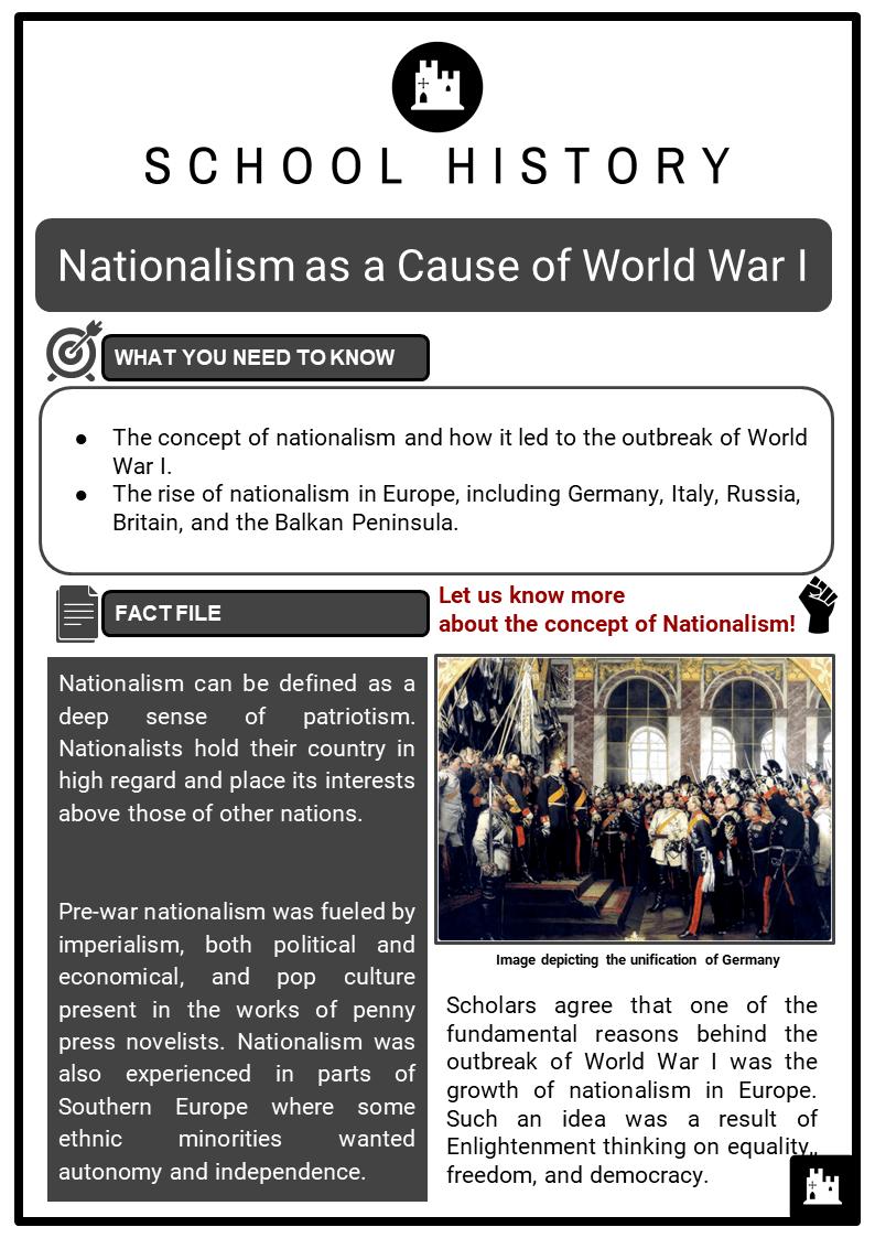 medium resolution of WW1 (The Great War) Worksheets   KS3 \u0026 KS4 Lesson Plans Resources