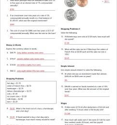Printable Math Worksheet Generator   Math Resource Studio [ 1211 x 936 Pixel ]