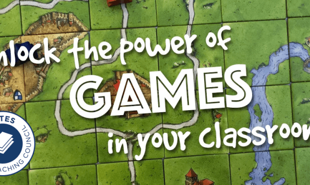 New PD: Non-Digital Games in the Primary Classroom