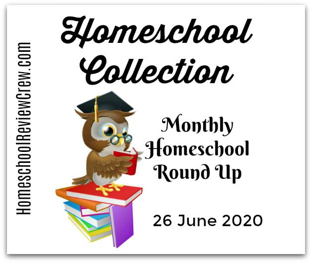 June Homeschool Round UP {Homeschool Collection}