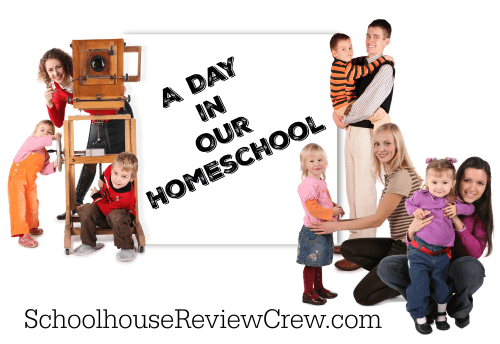 A Day in Our Homeschool