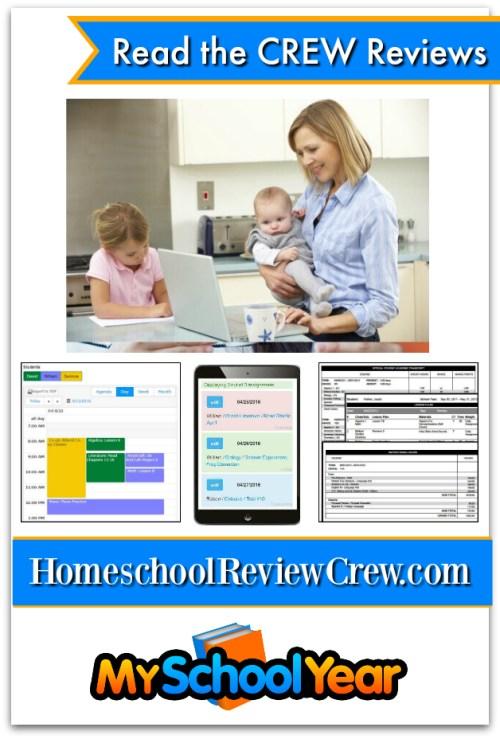 Annual Membership Homeschool Record Keeping  {My School Year Homeschool Record Keeping Reviews}