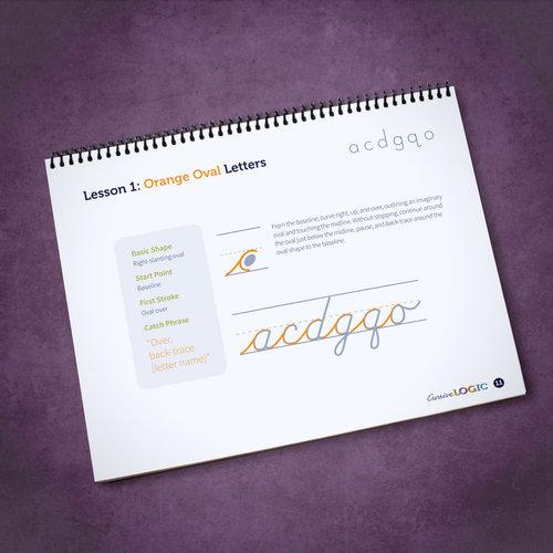 Cursive Logic Sample Page
