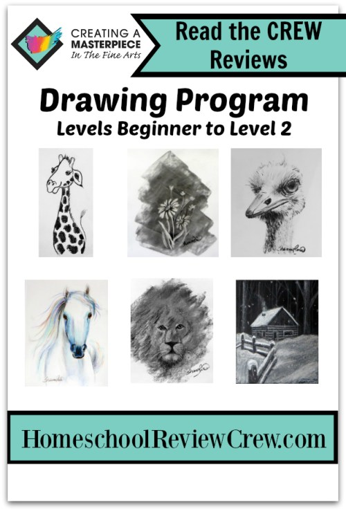 Learning to Draw {Creating a Masterpiece Reviews}