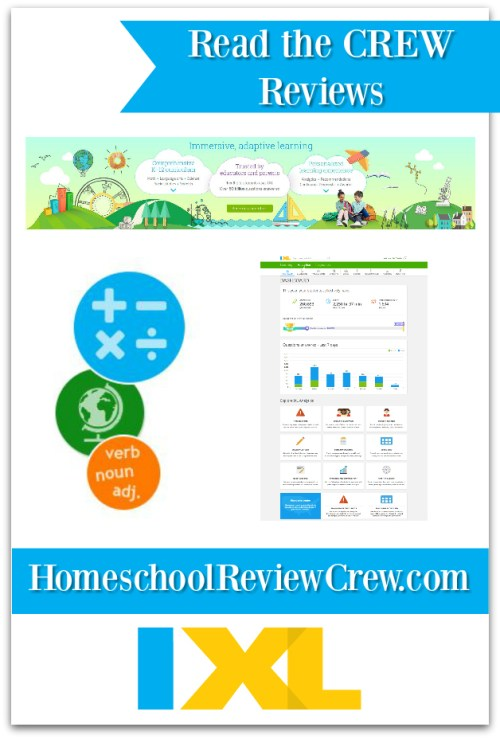 Immersive, Adaptive Learning Online {IXL Learning Reviews}