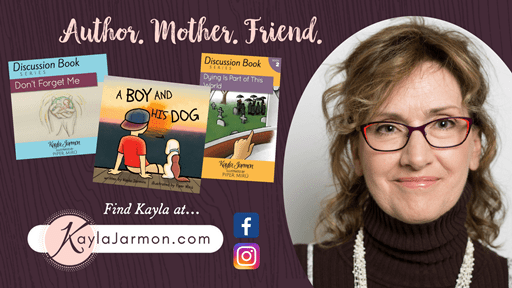 Discussion Book Series and A Boy and His Dog by Kayla Jarmon