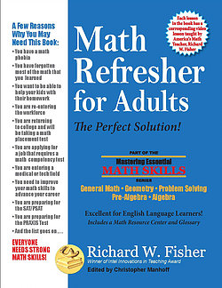 Math Refresher for Adults