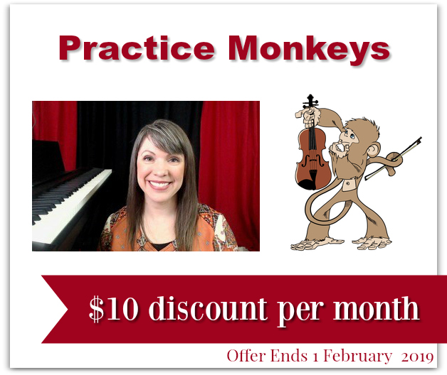 Practice Monkeys Discount Coupon Offer
