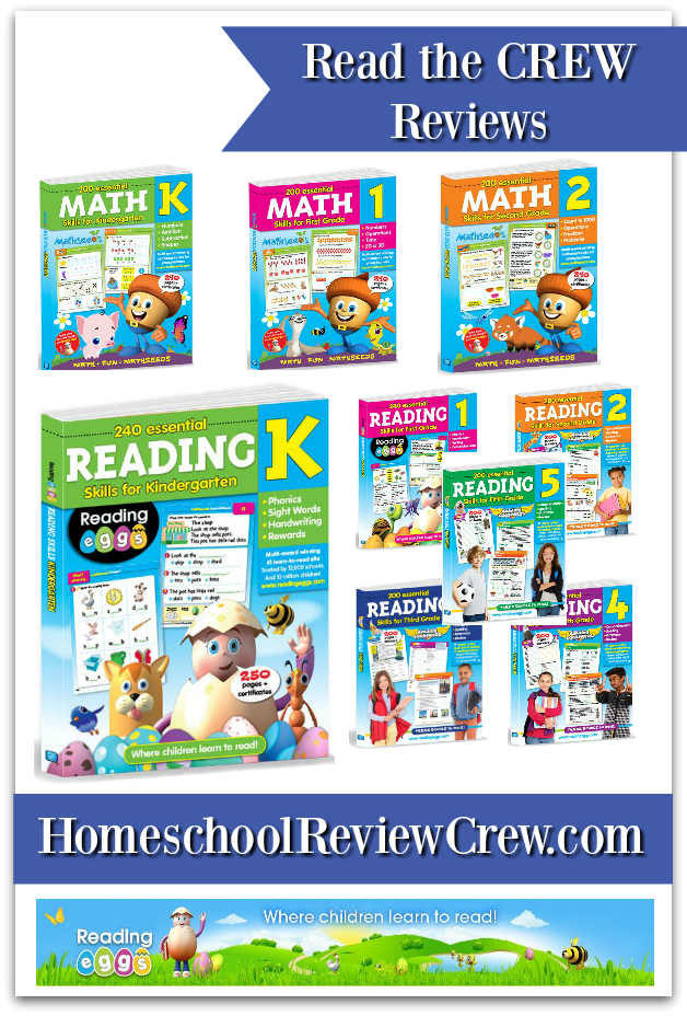 TOS Review: Reading Eggs 240 Essential Reading Skills For First Grade -  Early Learning Mom