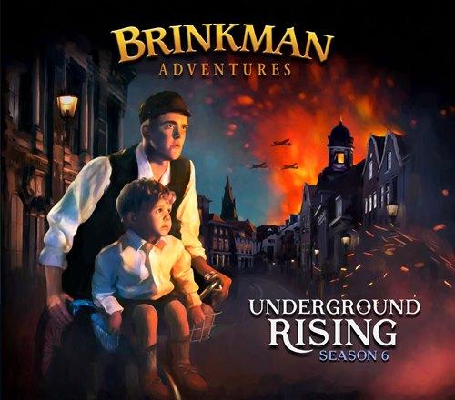 Underground Rising Season 6 Brinkman Adventures