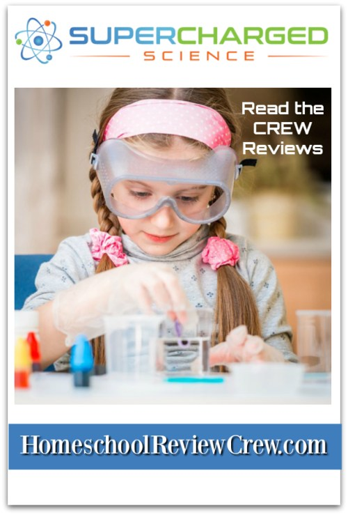 e-Science Homeschool Science Curriculum {Supercharged Science Reviews}