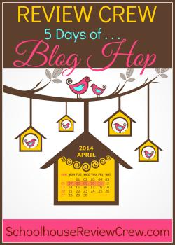 April Blog Hop