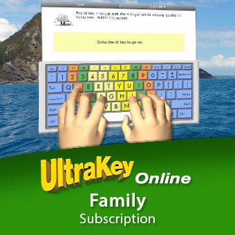 UltraKey Online Family Edition