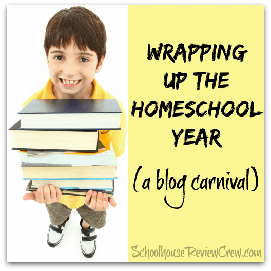 Wrapping Up the Homeschool Year