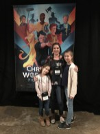The Hampton Girls at the Christian Worldview Film Festival