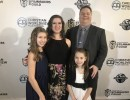 The Hampton Family at the Christian Worldview Film Festival